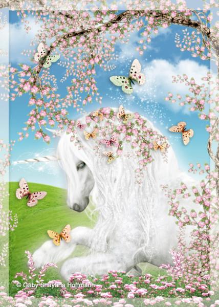 Postkarte - Träume!
