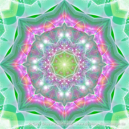 Spirit Mandala - Glück erschaffen