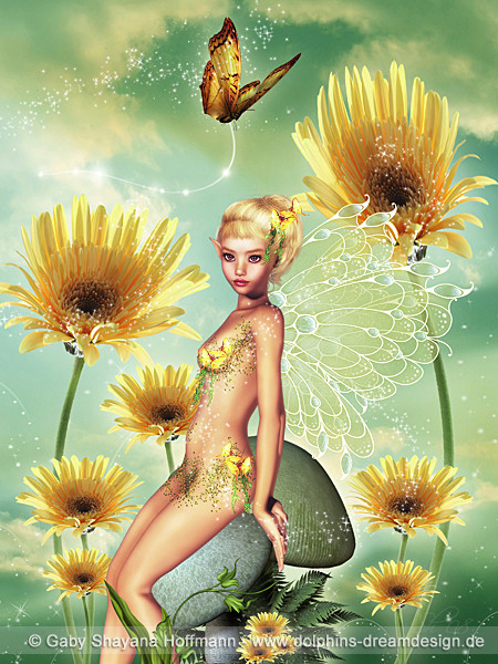 Fleur - Erinnerung ans Elfenvolk