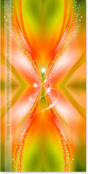 ICH BIN ein Magnet für Licht, Liebe, Freude und Fülle