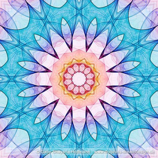 Spirit Mandala - Kreativität