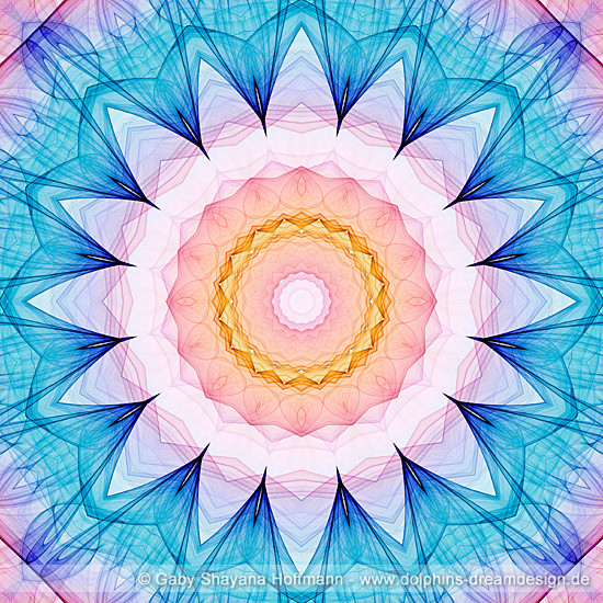 Spirit Mandala - Gefühl