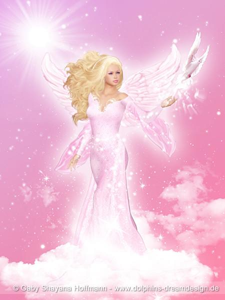 Der Engel des Vertrauens