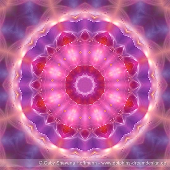 Spirit Mandala - Liebender Atem