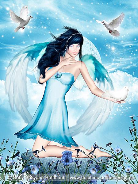 Der Engel der Entfaltung