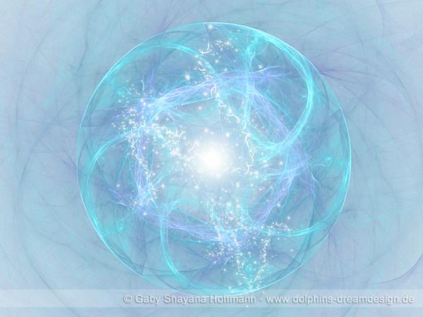 Der Energieball der Klarheit