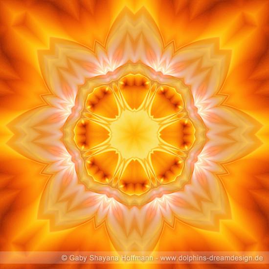 Spirit Mandala - Göttliche Quelle
