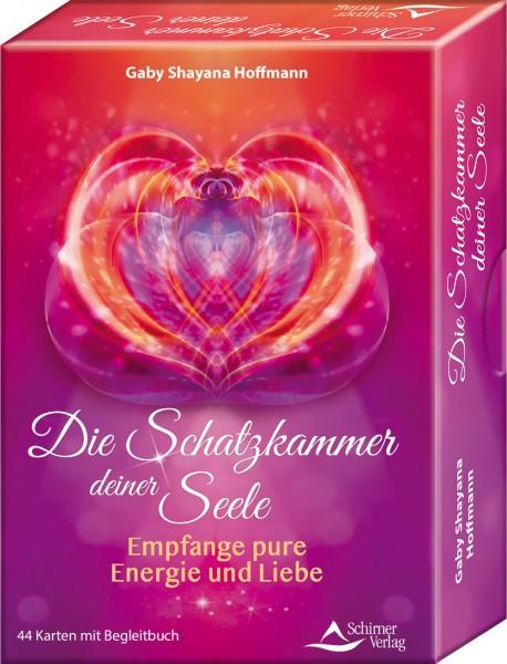 Die Schatzkammer deiner Seele - Kartenset