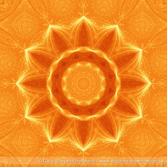 Spirit Mandala - Selbstbewusstsein