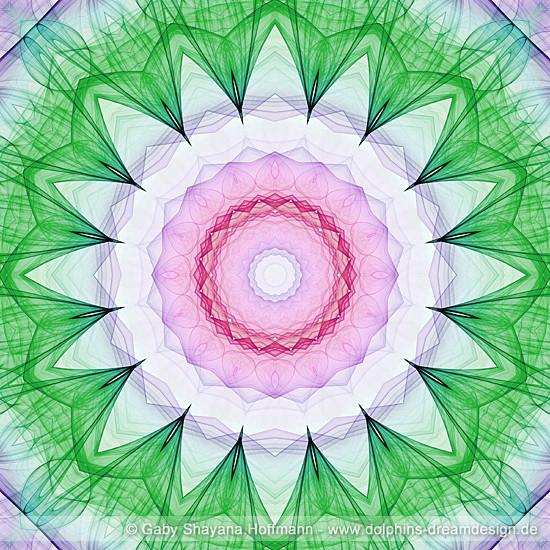Spirit Mandala - Liebe