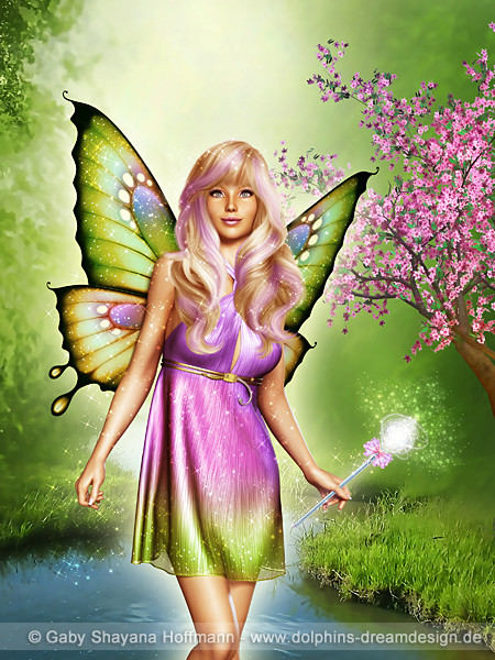 Seraphina - Deine Elfe