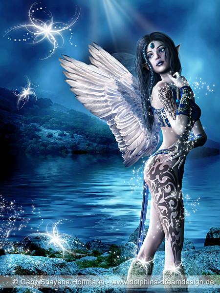Faelyn - Königin der Elfen