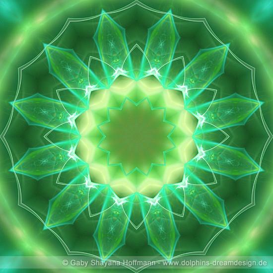 Spirit Mandala - Raphaels Heilenergie