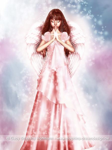 Engel für Liebe und Frieden