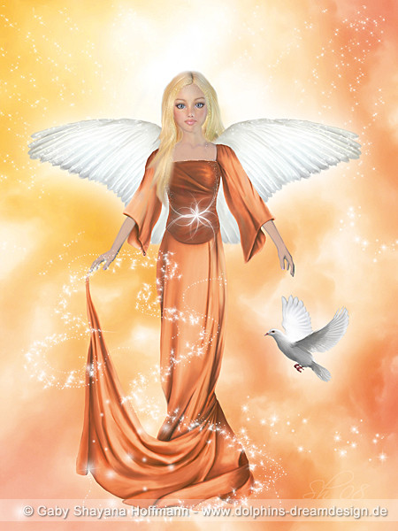 Der Engel der Liebe - GOLD Edition