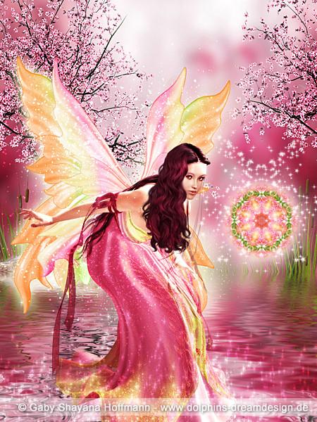 Der Engel der Kreativität