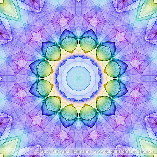 Spirit Mandala - Imagination