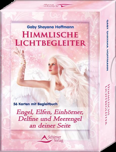 Himmlische Lichtbegleiter - Kartenset