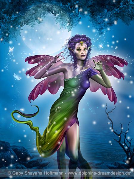 Elania - Göttin der Weiblichkeit