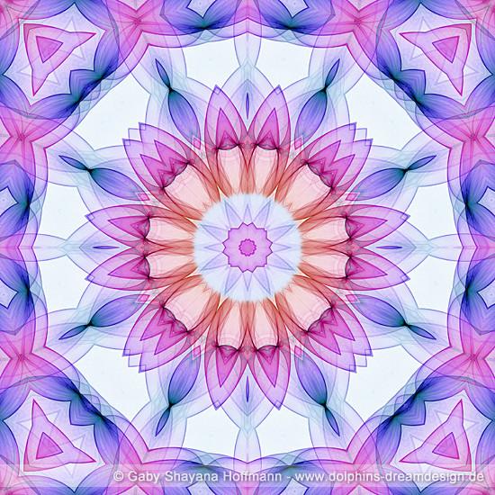 Spirit Mandala - Dankbarkeit