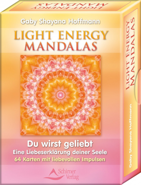 Light Energy Mandalas - Kartenset