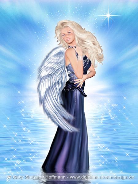 Der Engel der Verbundenheit