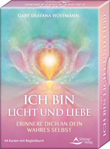 ICH BIN Licht und Liebe - Kartenset