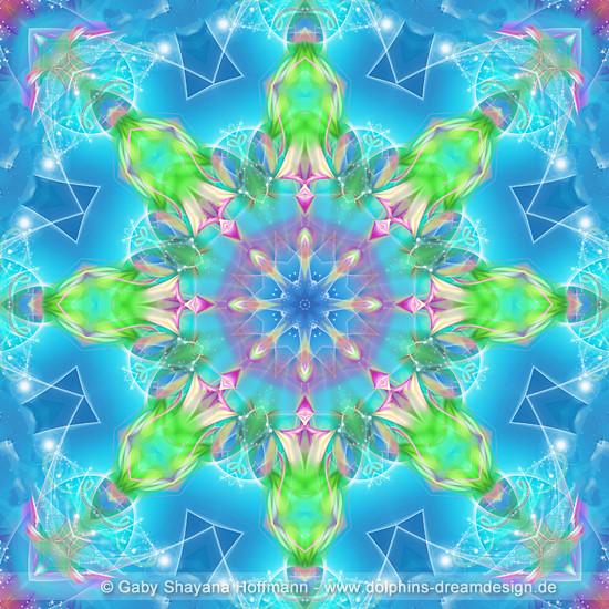 Spirit Mandala - Meeresrauschen
