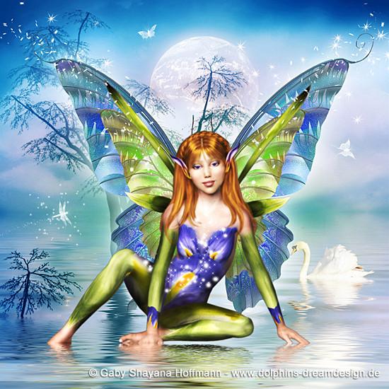 Liliana - EngelFee des Wassers